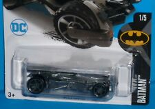 2017 HOT WHEELS Batman vs Superman Batmobile Col. #237/365 Dawn of Justice HTF