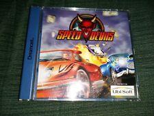 Sega Dreamcast. SPEED DEVILS. Complete