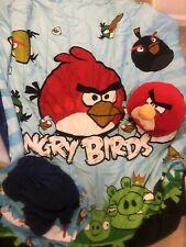 Angry Bird Comforter & Red Bird Pillow