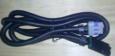 """GM 6.5L Turbo Diesel PMD FSD Module 72"""" Relocation Extension Harness wiring gray"""
