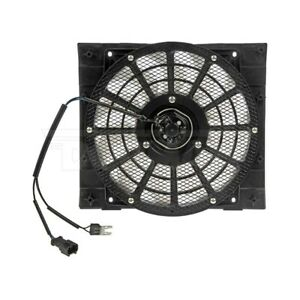 For Chevy W3500 Tiltmaster GMC W450 Forward A/C Condenser Fan Assembly Dorman