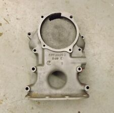 1955 56 57 FORD TRUCK Y BLOCK ENGINE TIMING COVER