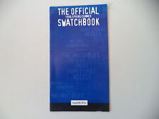 - CATALOGO THE OFFICIAL 1996 SPRING/SUMMER SWATCHBOOK OROLOGI SWATCH