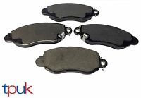 BRAND NEW FRONT BRAKE PADS 2.0 FWD MK6 TRANSIT 2000-2006 E MARKED