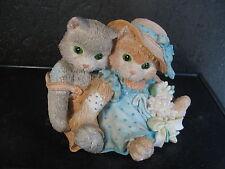 Calico Kittens 1993 Friendship Is A Warm Close Feeling Mib #623598