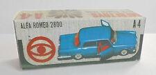 Repro box MEBETOYS A 4 Alfa romeo 2600