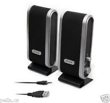 600W USB 2.0 Multimedia Mini Lautsprecher für PC Desktop Computer Boxen Speaker