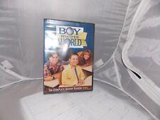 Boy Meets World: Season 2 brand new