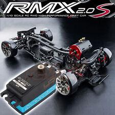 MST RMX 2.0 S 1:10 RWD Drift RC Cars Kit 532161 YR Low Profile Servo #CB1073