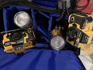 scuba diving camera
