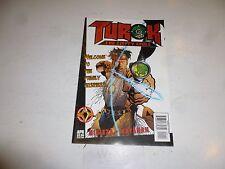 TUROK Comic - The Empty Souls - No 1 - Date 04/1997 - Acclaim / Valiant Comic's