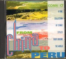 Various World Music(CD Album)From China To Peru-Connect-CNCT 117-UK-