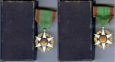 Médaille  - Mérite agricole chevalier boîte Monnaie de Paris superbe
