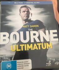 The Bourne Ultimatum (Blu-ray/Digital Copy)  [2 Discs] [Region B] [Blu-ray]