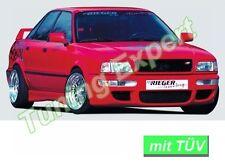 Rieger Tuning Stoßstange Spoilerstoßstange für Audi 80 B4 Limo, Cabrio, Coupe