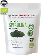 Organic Spirulina Powder (Detox, Immune System Booster, B Vitamins) 500g
