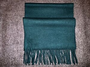 Brooks Brothers CASHMERE COLLECTION Scarf. Unisex.