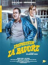Inspecteur La Bavure - Coluche, Gerard Depardieu Bluray/DVD combo English subs.
