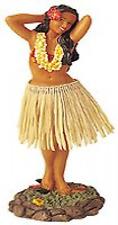 Dashboard Dancer Hula Doll Hawaiian Girl Bobble Surf Aloha Retro Movie Auto Car