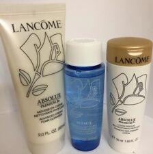 LANCOME Absolue Premium Bx Advanced Cream Foam Cleanser  Lotion , Bi - Facial