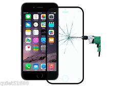 Border Film en verre trempé,Glass film tempered protector H9  iPhone 6  d'or