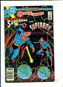 DC COMICS PRESENTS #87 1985 DC (7.0) 1ST SUPERBOY PRIME
