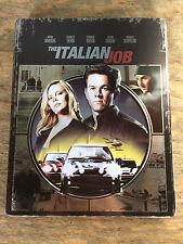 The Italian Job STEELBOOK Blu Ray nice!!