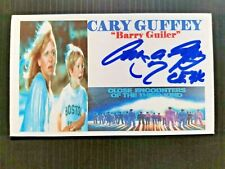 """""""Close Encounters Of The Third Kind"""" Gary Guffey Autographed 3X5 Index Card"""