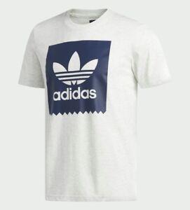 T-Shirt Adidas Solid Blackbird Pale Melange-Night Indigo ( LARGE AND EXTRA LARGE