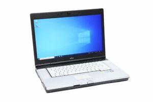 "Fujitsu Lifebook E780 / 15,6""(39,6cm) i5-M520 2x 2,40GHz 4GB 160GB Laptop *1630*"