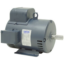 5 HP  3600 RPM  230 VOLT AC  LEESON MOTOR   10-2753