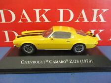 Die cast 1/43 Modellino Auto Chevrolet Camaro Z/28 1970