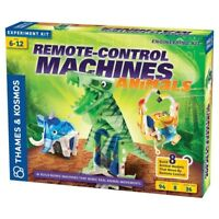 Thames Kosmos Remote-Control Machines Animals Science Building Toys Kit Engineer