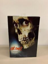 Neca The Evil Dead 2 Dead by Dawn Ultimate Ash Action Figure