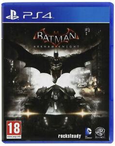 Batman: Arkham Knight (PlayStation 4 PS4) Great Condition