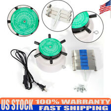 Rotation Watchmaker 110V 6 Arms Tester New Automatic Watch Winder Repair Tools
