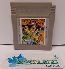 NGB Console Game Gioco Cartuccia Nintendo Game Boy Play USA - FIGHTING SIMULATOR