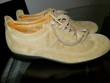 JM Weston  Shoes sneakers beige Suede  7 D
