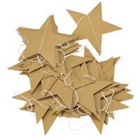 4M Sterne Papier Girlande Bunting Home Hochzeit Banner Hängende Dekoration N4M