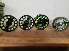 Sage 3500 Fly Reel With 3 Spare Spools