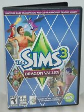 The Sims 3 Dragon Valley Video Game for PC & MAC Computer Fantasy Interaction