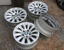 "BMW 16"" Wheels 12 Spoke OEM BMW120 Set 4 (DCK)"