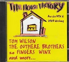 House factory (1995, #zyx55028) 20 Fingers feat. Roula, Duke, Amos, Tom Wilson,