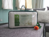 Machine Washable Silk Filled Comforter Duvet King All-S