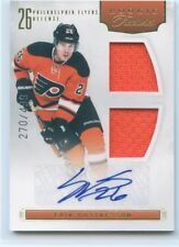 11/12 PANINI ROOKIE ANTHOLOGY RC JERSEY AUTO #149 ERIK GUSTAFSSON 270/499 *51577