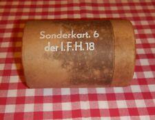 contenair a poudre allemand ww2 FLH18
