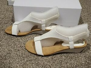 Instep Marzine  Low/Mid heeled Shoes Size Us7  UK 5 EUR 38 Womens Sandals New🔥