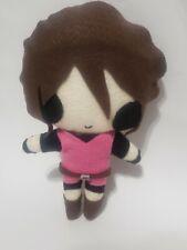 Resident Evil 2 Claire (OG Costume) Inspired Plush Chibi Kawaii Cute