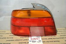 1997-2000 BMW E39 540i 528i Sedan 4 Door Left Driver tail light 47 4B3