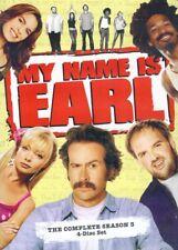 MY NAME IS EARL (SEASON (3) THREE) (CA VERSION) (DVD)